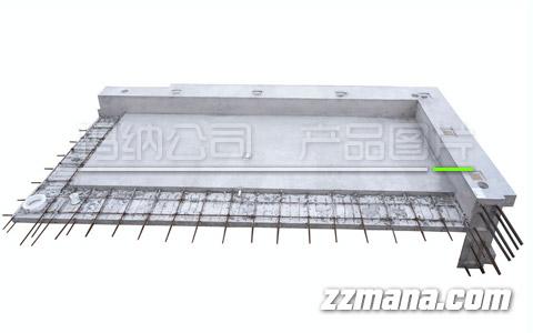 预制空调板模具预制阳台板