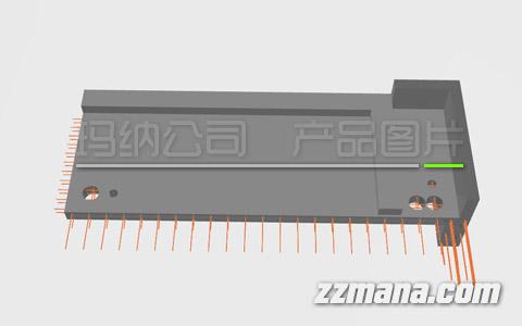 预制空调板模具预制阳台板设计tu